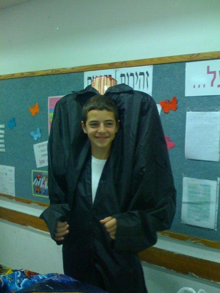 Purim costume 4
