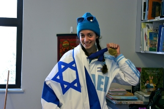 Purim costume 2 Rachel Goretsky