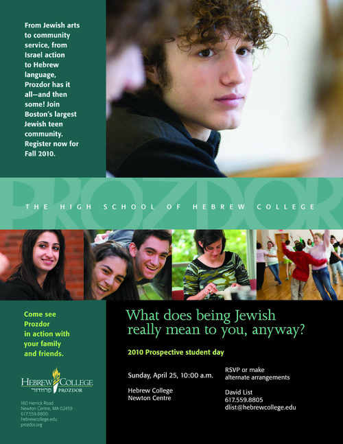 4.25.2010 Prozdor poster