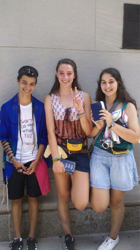 Nivonim: New York Trip Day 3