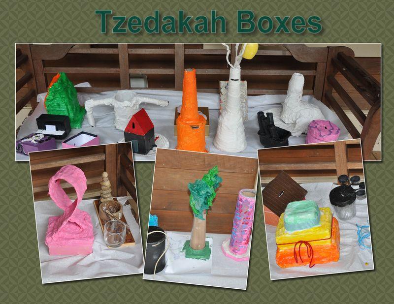 Machon Tzedakah Boxes-003